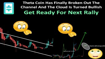 Theta Coin Finally Broke Out The Channel And The Cloud Is Turned Bullish | Get Ready For Next Rally