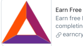 Earn Free $BAT Crypto watching short movies with Ads on Earncrypto.com