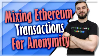 Mixing Ethereum Transactions For Anonymity