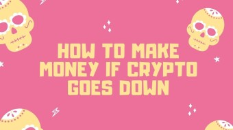 How to make money if crypto goes down