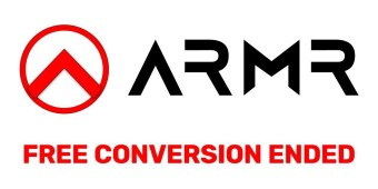 The Period for Free Conversion to ARMR has Ended Today