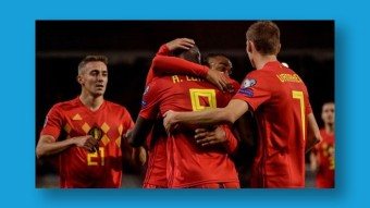 Flawless Victory for Belgium as They Obliterate San Marino to Continue 100% Win Rate This Euro Qualifiers