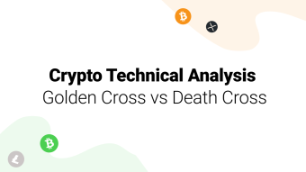 CoinFalcon Learn: Crypto Technical Analysis - Golden Cross vs Death Cross