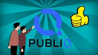 PubliQ: New Blockchain Social Platform that rewards its bloggers and social communicators for their contributions.