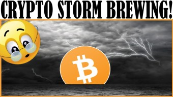 CRYPTO STORM BREWING! PAY ATTENTION! - BIG BTC MOVE SOON! MONEY GRAM/RIPPLE EXPANSION! BITMEX LEAK