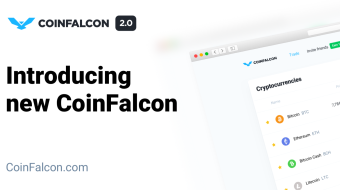 Buy crypto with credit card and enjoy lightning-fast transactions; say hello to the new and improved CoinFalcon