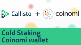 CLO - Callisto, cold staking contract