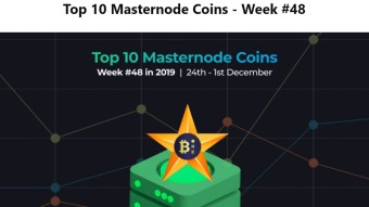 Top 10 Masternode Coins - Week #48