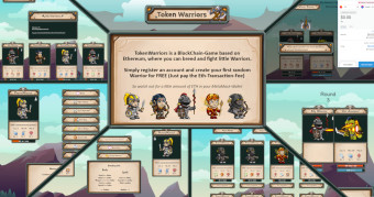 TokenWarriors – an in-depth overview