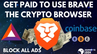 Brave Browser : Earn BAT Tokens by Surfing the Web. Make money online and earn free $400 monthly using this browser.
