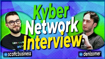 Interviewing Deniz Omer From Kyber Network