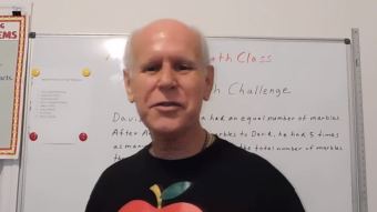Mr. Russo's Math Class: Daily Math Challenge Day 11