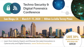 Techno Security & Digital Forensics Conference Sets Its Agenda
