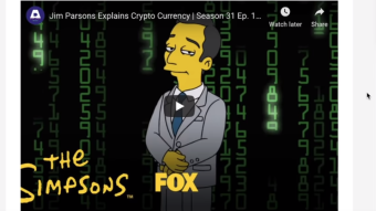 Simpsons Episode Explaining CryptoCurrency