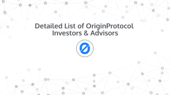 Detailed List of Origin Protocols Investors & Advisors