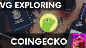 VG Explore — CoinGecko — Your next favorite crypto tracker?