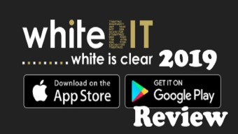 2019 Whitebit Exchange Review with listing new project that is backed from gold.