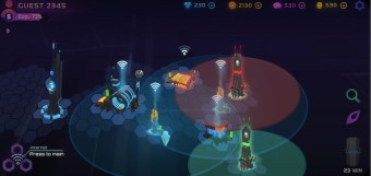 Worldopo ar geo strategy game designed and developed by Qubit AG company
