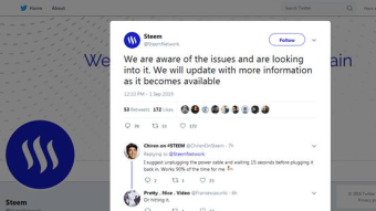 Steemit Experiencing Issues After Hardfork 21 And 22