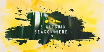 Is Altcoin Season Upon Us ?