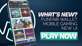FunFair Mobile Gaming & Wallet launched across partner brands - Exciting Updates.