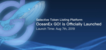 Selective Token Listing Platform — OceanEx GO! is Officially Launched