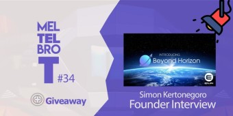 Meltelbrot #34 – Beyond Horizon – Interview with CEO, Simon Kertonegoro. Bringing us the World's First 'gamified' Blockchain Rewards Program powered by Enjin.