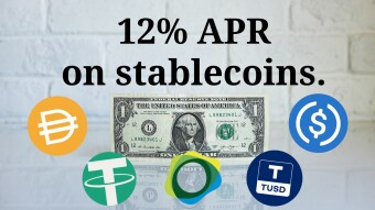 This Is How I Get 12% APR On Stablecoins (And How You Can Do It Too)