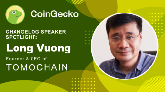 Changelog Speaker Spotlight - Long Vuong (Founder/CEO) of TomoChain