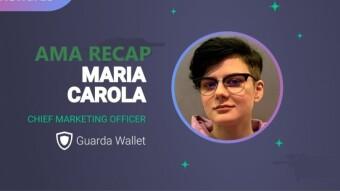 ChangeNOW AMA Recap With Maria Karola - CMO of Guarda Wallet
