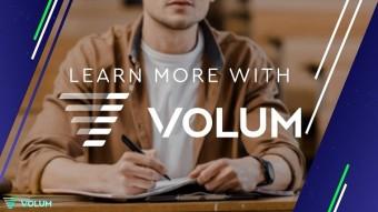 Volum (VLM) Airdrop by LATOKEN / Value: 40 VLM (~$11.2) / 4 VLM (~$1.12) per Referral /