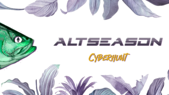 Share a $500 prey in Altseason Cyberhunt!