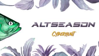 Share a $500 prey in Altseason Cyberhunt!