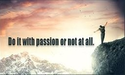 Successful Entrepreneurs  Have Passion And Motivation