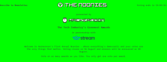 PublishOx Nominated for Hackernoon Noonies Award. Vote!