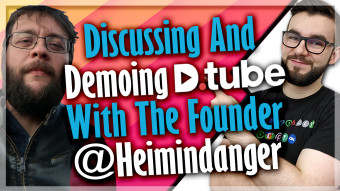 Discussing And Demoing DTube With The Founder