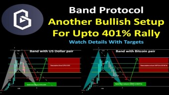 Band Protocol | Another Bullish Setup For Upto 401% Rally | Watch Details With Targets