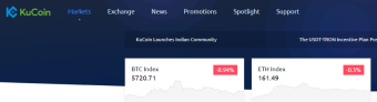 Loads of news from KuCoin Exchange
