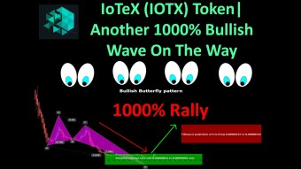 IoTeX (IOTX) Token| Another 1000% Bullish Wave On The Way
