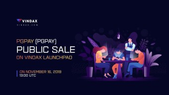 The most awaited Public sale on Vindax is now Open!