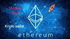 1 Million ETH Experiment on Ethereum 2.0 Test Network Testing.