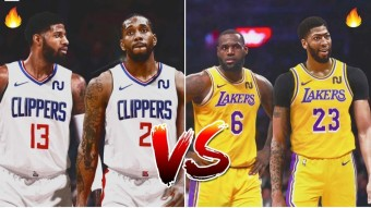 Is Clippers better than Lakers?