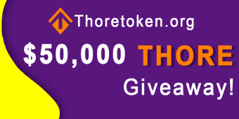 THORE AIRDROP ➤ Reward : 50000 THORE ➤ Estimate Value : 5 XLM