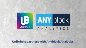 Partnership: Unibright partners with Anyblock Analytics GmbH
