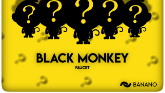 BANANO Faucet Game 'Black Monkey' Round 19 has just started!