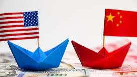 USA against CHINA: the cryptocurrency trade war