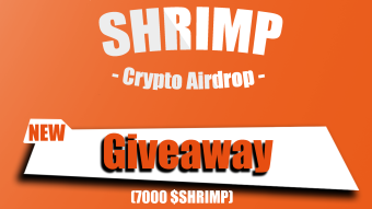 7000 $SHRIMP Giveaway on Twitter