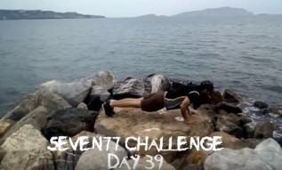 Seven77 Push Up Challenge Day #39 (My First Publish0x post)