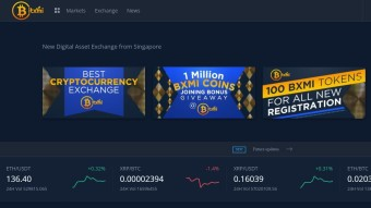 BITXMI Exchange: The Lowest Trading Fees Exchange in the World
