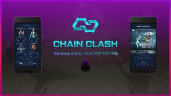The F2P fighting game Chain Clash is live!